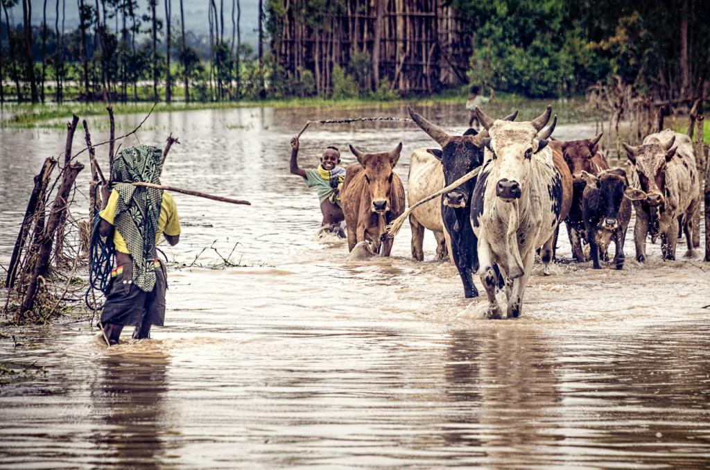 L'alluvione